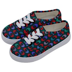 Zappwaits 2 Kids  Classic Low Top Sneakers by zappwaits