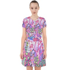 Trippy Forest Full Version Adorable In Chiffon Dress