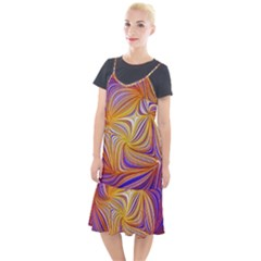 Electric Field Art Lii Camis Fishtail Dress
