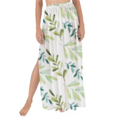 Fancy Floral Pattern Maxi Chiffon Tie Up Sarong