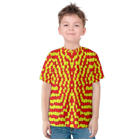 Rby 2 Kids  Cotton Tee by ArtworkByPatrick