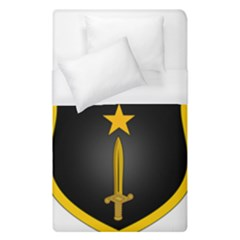 Iran Special Forces Insignia Duvet Cover (single Size) by abbeyz71