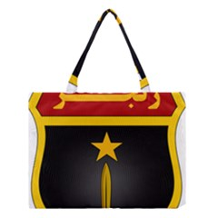 Iran Special Forces Insignia Medium Tote Bag by abbeyz71