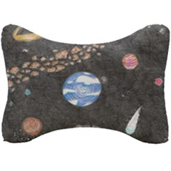 Space Seat Head Rest Cushion