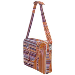 Electric Field Art Xxii Cross Body Office Bag by okhismakingart