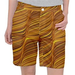 Electric Field Art Xxix Pocket Shorts