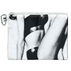 Pinup Girl Canvas Cosmetic Bag (xxl)