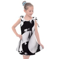 Pinup Girl Kids  Tie Up Tunic Dress