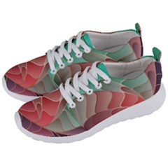 Modern Colorful Abstract Art Men s Lightweight Sports Shoes by tarastyle