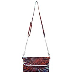 Crystal Daisy Mini Crossbody Handbag by okhismakingart