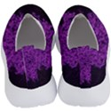 Queen Annes Lace in Purple No Lace Lightweight Shoes View4