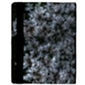 Queen Annes Lace in White Apple iPad 2 Flip Case View3