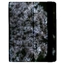 Queen Annes Lace in White Apple iPad 3/4 Flip Case View2
