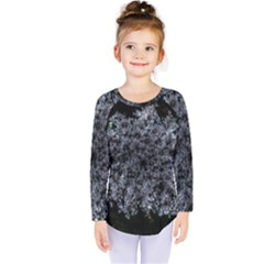 Queen Annes Lace In White Kids  Long Sleeve Tee