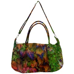 Fall Ivy Removal Strap Handbag