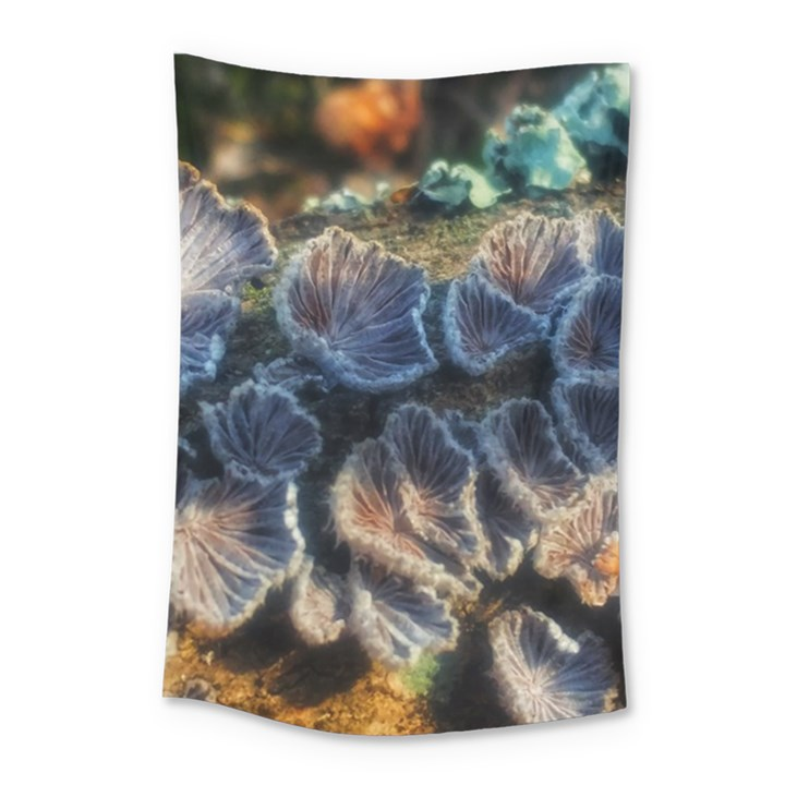 Tree Fungus Branch Small Tapestry