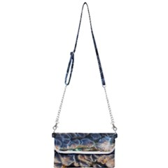 Tree Fungus Branch Mini Crossbody Handbag by okhismakingart