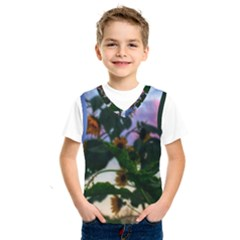Sunflowers And Wild Weeds Kids  Sportswear