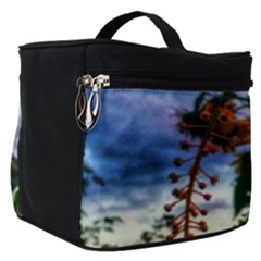Sunflowers And Wild Weeds Make Up Travel Bag (small)