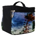 Sunflowers and Wild Weeds Make Up Travel Bag (Small) View1