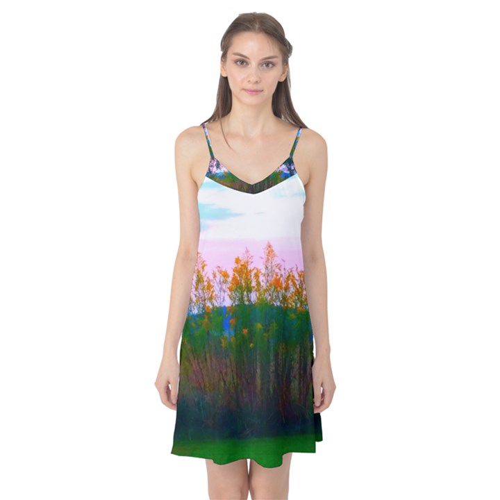 Field of Goldenrod Camis Nightgown