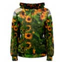Sunflowers Women s Pullover Hoodie View1