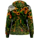 Sunflowers Women s Pullover Hoodie View2