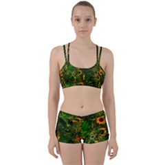 Sunflowers Perfect Fit Gym Set
