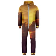 Early Sunset Hooded Jumpsuit (men)