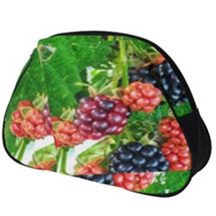 Blackberries Full Print Accessory Pouch (big) by okhismakingart