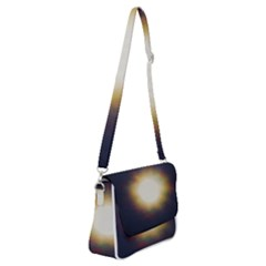 Bright Star Version One Shoulder Bag With Back Zipper