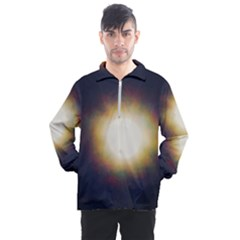 Bright Star Version One Men s Half Zip Pullover