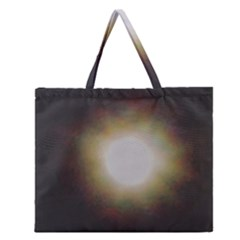 Bright Star Version Two Zipper Large Tote Bag