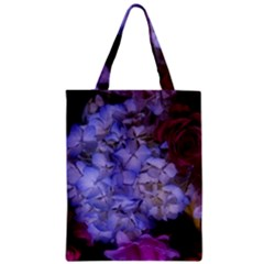 Hydrangea Arrangement Ii (blue Tint) Classic Tote Bag