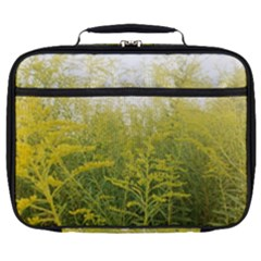Yellow Goldenrod Full Print Lunch Bag