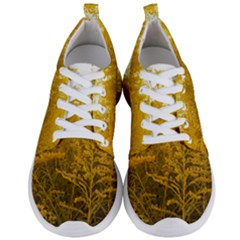 Gold Goldenrod Men s Lightweight Sports Shoes