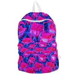 Rose Bowls Foldable Lightweight Backpack