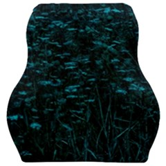 Dark Green Queen Anne s Lace Hillside Car Seat Velour Cushion