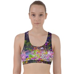 Magic Butterfly Back Weave Sports Bra