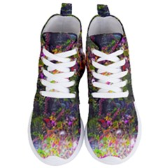 Magic Butterfly Women s Lightweight High Top Sneakers