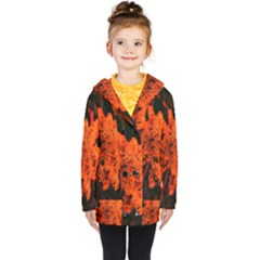 Orange Sumac Bloom Coat