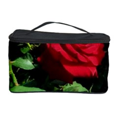 Deep Red Rose Cosmetic Storage