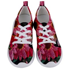 Three Dripping Flowers Women s Lightweight Sports Shoes
