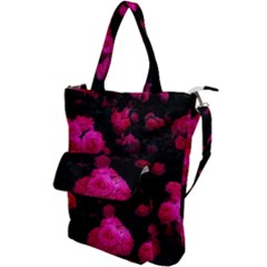 Bunches Of Roses Shoulder Tote Bag