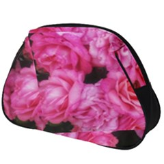 Pink Roses Full Print Accessory Pouch (big)