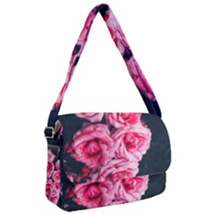 Pink Roses Ii Courier Bag