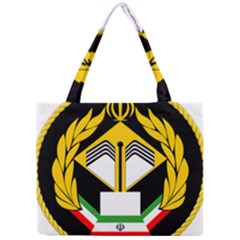 Iranian Army Badge Of Associate Degree Conscript Mini Tote Bag by abbeyz71