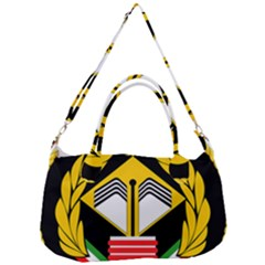 Iranian Army Badge Of Master s Degree Conscript Removal Strap Handbag