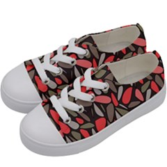 Zappwaits 24 Kids  Low Top Canvas Sneakers by zappwaits