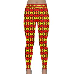 Rby 3 Classic Yoga Leggings by ArtworkByPatrick